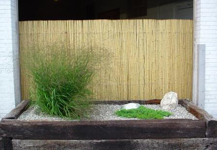 Traviesas de tren en madrid aplicaci n en jardines - Traviesas de tren para jardin ...
